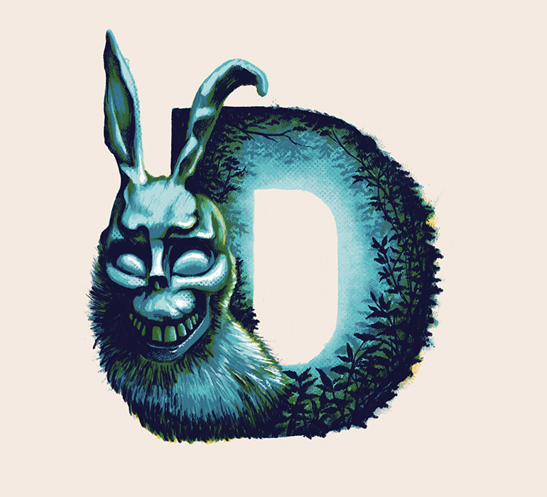 D is for Donnie Darko