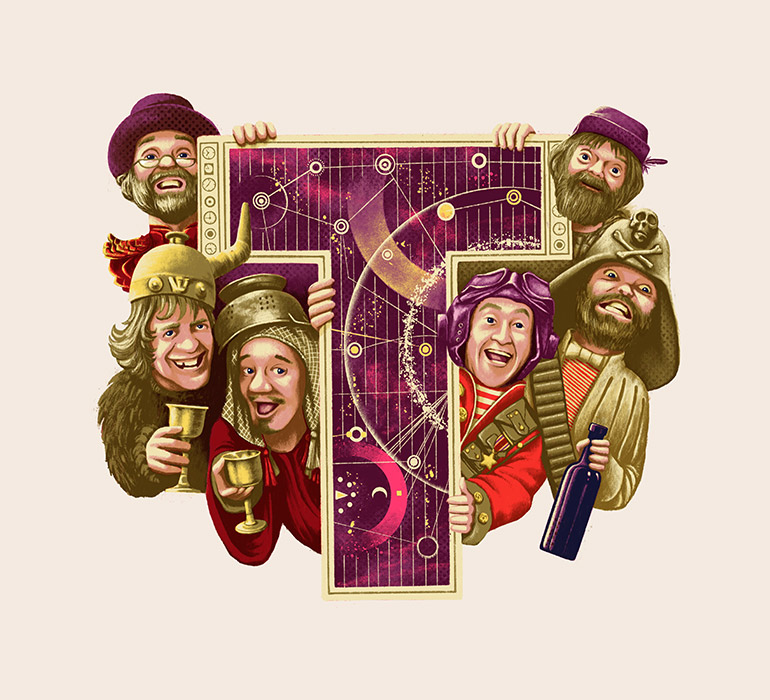 T is for Time Bandits