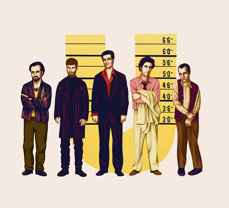 U is for The Usual Suspects